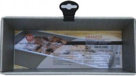 Forma na biskupský chlebíček BRANDIS, 26x11x8 cm CS SOLINGEN CS-054137
