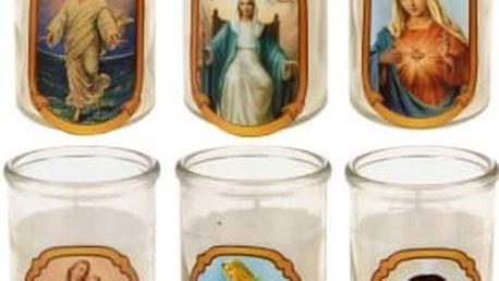 Svíčka ve skleničce 10 cm EXCELLENT KO-ACC103000