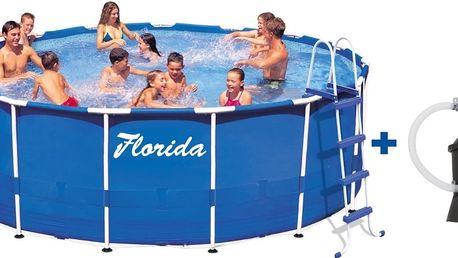 Marimex Bazén Florida 3,05x0,76 m s pískovou filtrací ProStar 2 - 10340119
