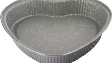 Forma na pečení ve tvaru srdce Gray Granit BLAUMANN BL-1593