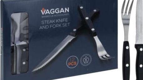 Příbor steakový sada 12 ks EXCELLENT KO-404000620