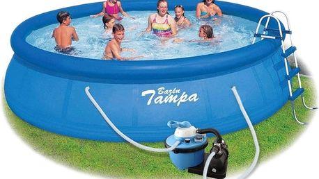 Marimex Bazén Tampa 4,57x0,91 m s pískovou filtrací ProStar 4 - 10340147