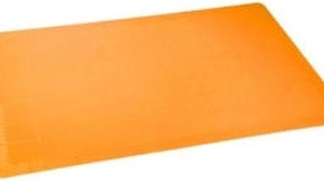Vál pečící silikonový 60 x 40 cm, oranžová RENBERG RB-3664oran