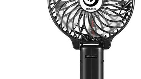 Cestovní ventilátor s vysokým výkonem