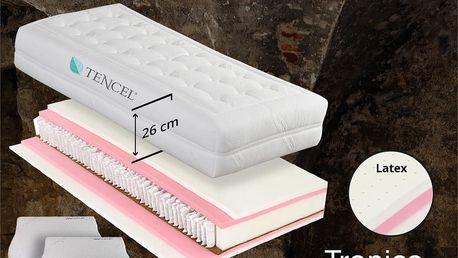 Pružinová matrace Tropico Austin 26 cm