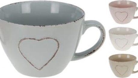 Hrnek cappuccino 400 ml, 12 x 8 cm KO-Q75100250