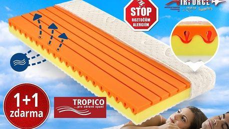 Ortopedická matrace Tropico Airforce Jolana