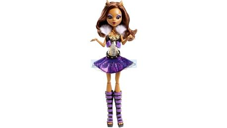 Mattel Monster High Oživlá příšerka - CLAWDEEN WOLF 2013