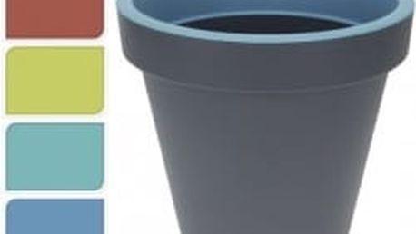 Květináč 30 cm, modrý EXCELLENT KO-Y54191890modr