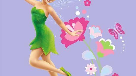 Osuška Fairies (víla Zvonilka) Springtime 70x120cm
