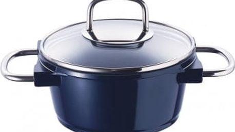 Hrnec s keramickým povrchem 20 cm 2,6 l BLUE KNIGHT BERGNER BG-8655