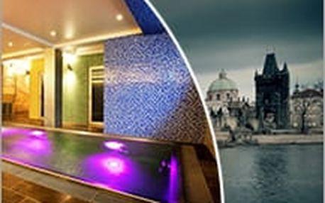 Hola, Hola PRAHA volá! Luxusní Hotel Relax Inn**** na 2 nebo 3 dny pro 2 včetně snídaní, čaje a privátního bazénu.