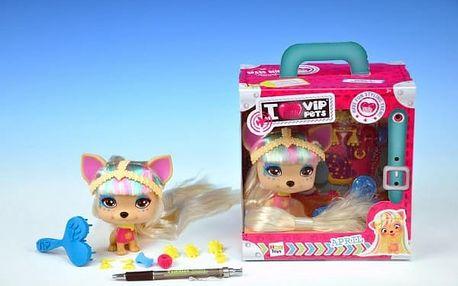Mazlíček April 11cm VIP PETS 3. série s doplňky v krabičce