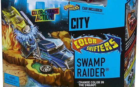 Hot Wheels Color Shifters - Swamp Rider