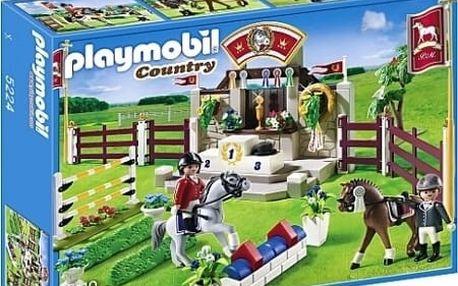 Playmobil 5224 Parkur (Jezdecká show)