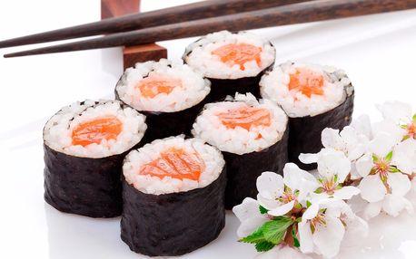 Kacumo set: 32 kousků sushi s sebou