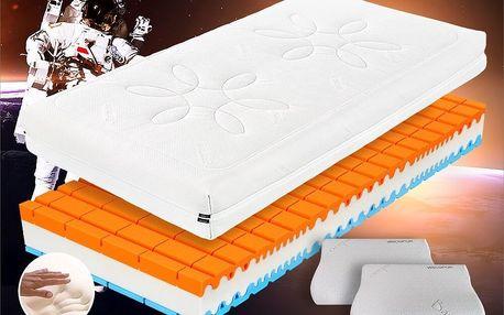 Zdravotní matrace Viscopur COSMIC 24cm