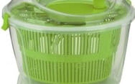 KELA Odstředivka na salát MAILIN, plast, zelená