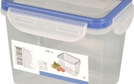 Dóza plastová s klip víčkem 1,0 l ProGarden KO-Y54004030