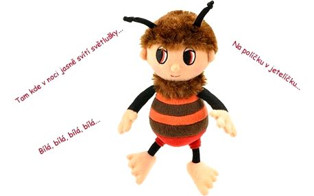 Včelí medvídek - Brumda menší
