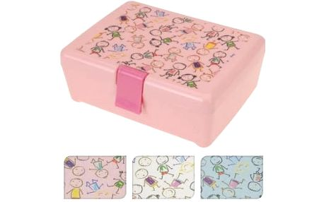 Svačinový box s klip víčkem ProGarden KO-170414790