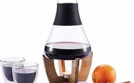 Set na svařené víno se sklenkami XD Design - doprava zdarma!