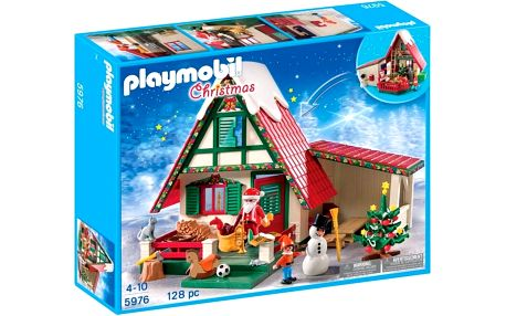 Playmobil 5976 chaloupka Santa Clause