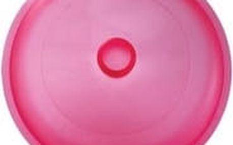 Poklice silikonová 24 cm, růžová BERGNER BG-4783ruzo