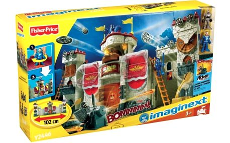 Fisher Price Imaginext Dračí hrad