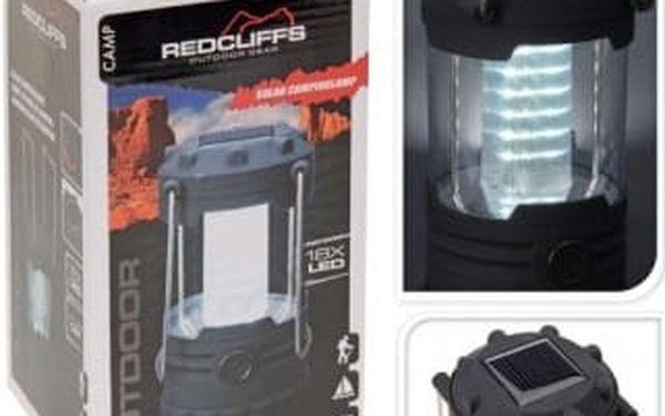 Svítilna LED se solárním panelem ProGarden KO-YG5400120