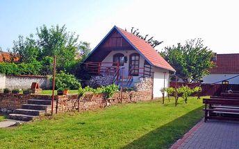 Jarní vinařský pobyt na jižní Moravě pro DVA s polopenzí a bohatým programem