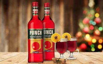 Drink pro chladné večery: italský punč Mandarino