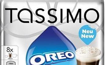Kávové kapsle Tassimo Oreo 8+8 kapslí 332g