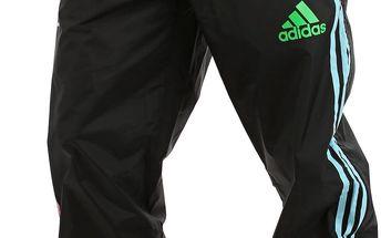 Pánské šusťákové kalhoty Adidas Performance vel. XS