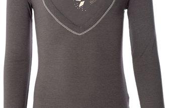 Dívčí tričko s dlouhými rukávy Puma vel. 5 - 6 let, 116 cm