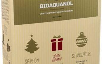 Bioaquanol šampon 250 ml Stimulátor růstu 250 ml dárková sada