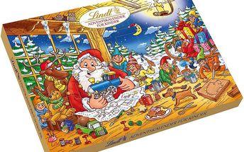 Lindt dětský adventní kalendář 280g