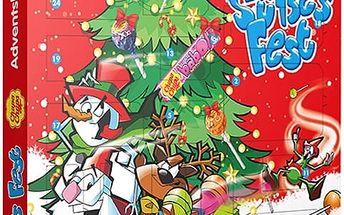 Chupa Chups adventní kalendář maxi 330g