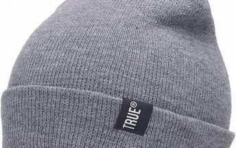 Pánská zimní čepice s nápisem True