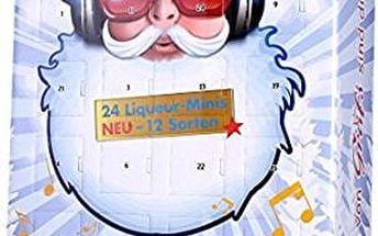 Grafs alkoholový adventní kalendář