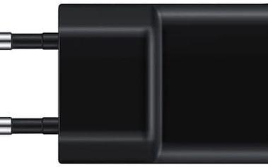 Nabíječka do sítě Samsung EP-TA12, 1x USB, 2A + microUSB kabel (EP-TA12EBEUGWW) černý