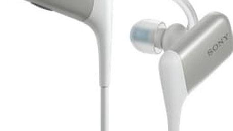 Sony Sluchátka MDR-AS600BT bílá