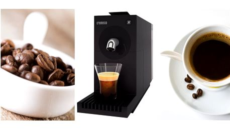Elegantní kávovar Cremesso Uno