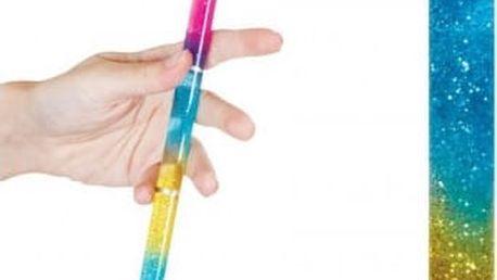 Hůlka pro mažoretky Sparkle