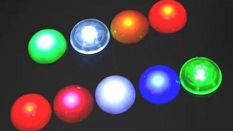Reedog LED svítící přívěšek nebo kšíry pro psy a kočky, kvalitní materiál. Poštovné či odběr