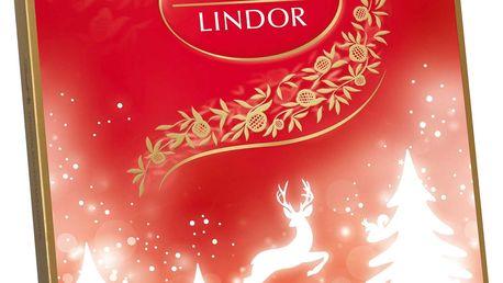 Lindt adventní kalendář Lindor 290g