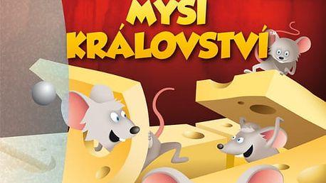 Mindok hra Smart - Myší království