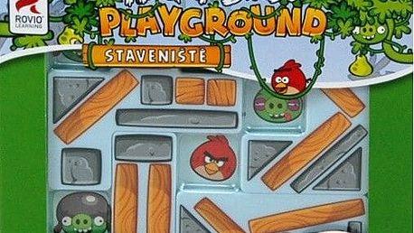 Mindok Smart Games - Angry Birds: Staveniště