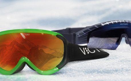 Lyžařské ergonomické brýle Victory