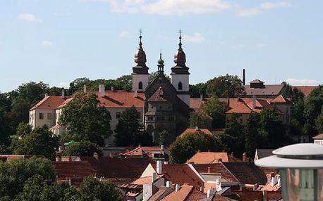 Pobytové balíčky hotelu Zlatý Kříž v Třebíči